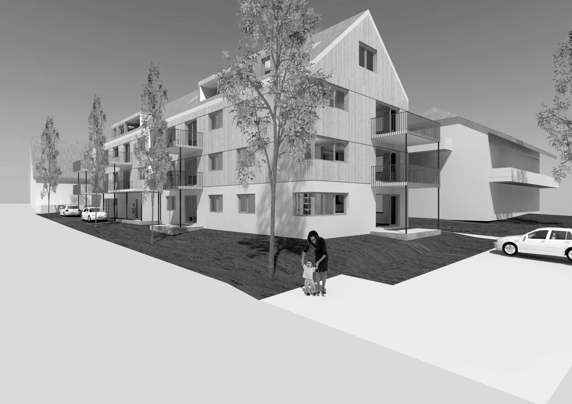 burkhardt-architekten.de »Fairtrade« Wohnbau