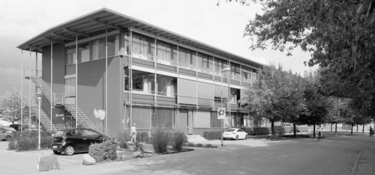 burkhardt-architekten.de Bürogebäude Heiligenbreite