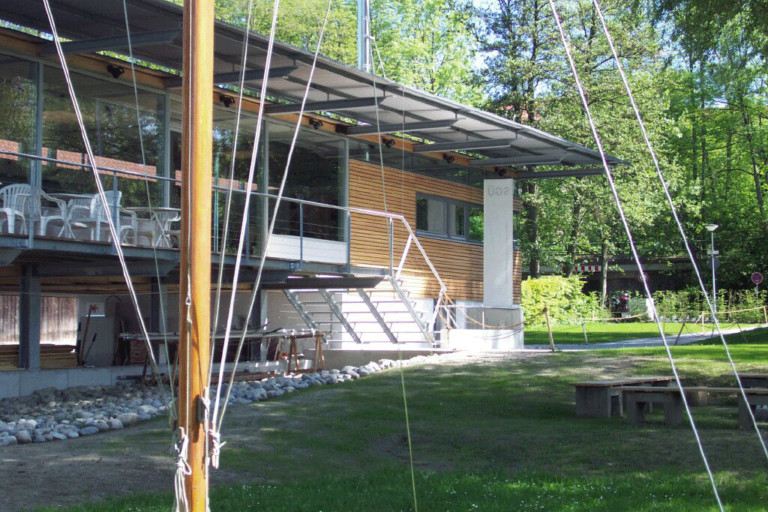 burkhardt-architekten.de Clubhaus Seglergemeinschaft